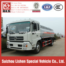 Dongfeng Refueling 4*2 Fuel Tankers Oil 12000L