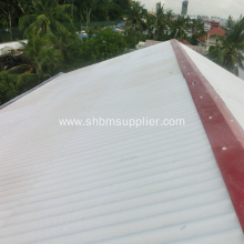 Heat Resistant UV Blocking MgO Roofing Panel