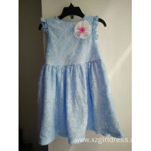 Blue lace for Young Children Girl