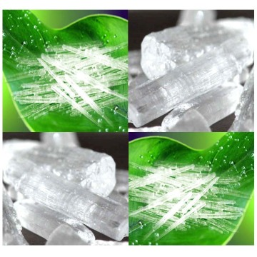 Pharmaceutical Grade 100% Menthol Crystal