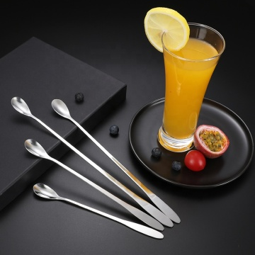 4 Sizes Creative Long Handle Bar Stirring Scoop