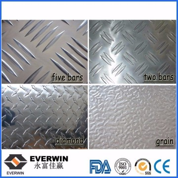 Aluminum Checkered Sheet for Floor
