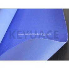 Colorful Fireproof Silicone Rubber Coated Fiberglass Cloth