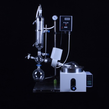 Vacuum lab thermal rotary evaporator