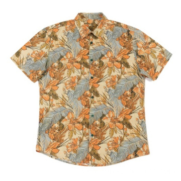 New design Men's Woven Cotton Shirts