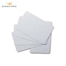 PVC Material 85.5*54mm 13.56mhz Rfid Blocking Card
