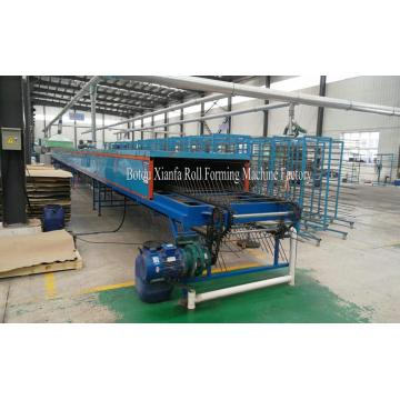 Colourful Stone Chip Coated Roof Tile Equipment