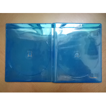 11MM  DOUBLE  BLUE ray DVD Case blue ray dvd box blue ray dvd cover