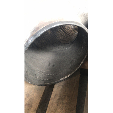 Hardfacing Alloy Overlay Abrasion Resistant Elbow