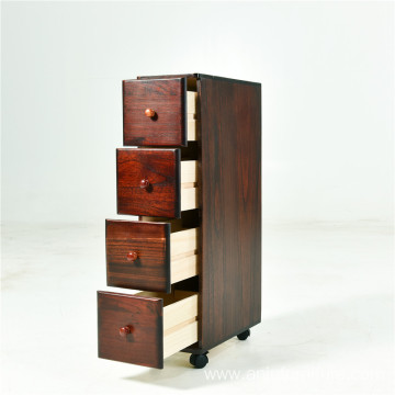 High quality hot sale elegant wooden chest of drawers bedroom drawers