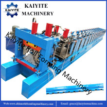 Metal Roof Tile Ridge Cap Roll Forming Machine