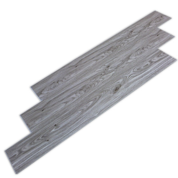Cheap ECO Friendly Wooden Gray Design Plastic Flooring
