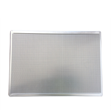 Perforated Cookie Baking Sheet