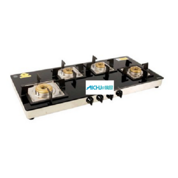 Glen 4 Burners Glass Gas Stove