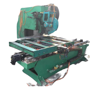 Nail Washer Making Machine