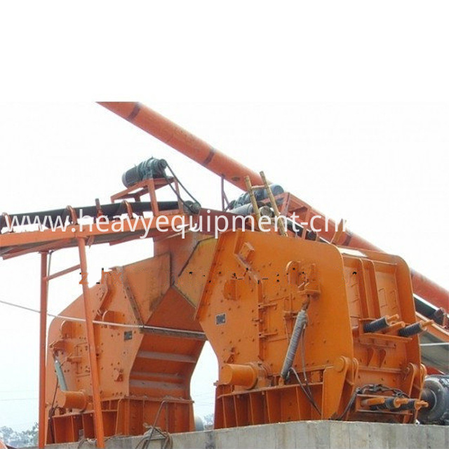 Gravel Crushing Plant