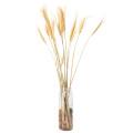 15pcs/Branch Autumn Wheat Bouquet Dried Plant DIY Wedding Party Home Decoration Supplies