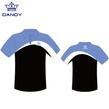 Cheap unisex custom POLO uniforms