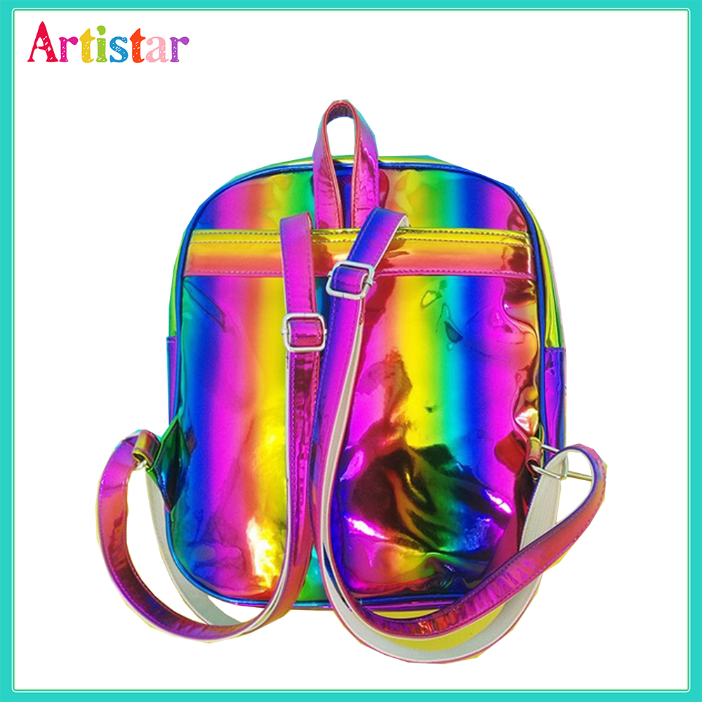 Love Heart Laser Backpack 05 2
