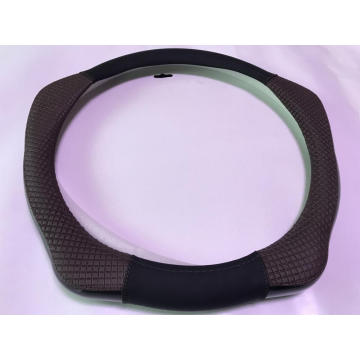 Microfiber Leather Auto Car Steering Wheel Cover