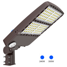 240W IP65 Shoebox LED lights