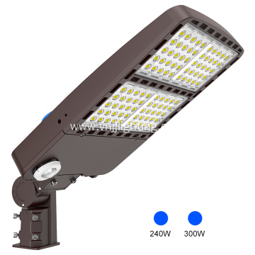 5 years Warranty 200W LED Shoebox Lights