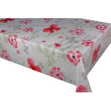 Pvc Printed fitted table covers Runner Quilting Pattern