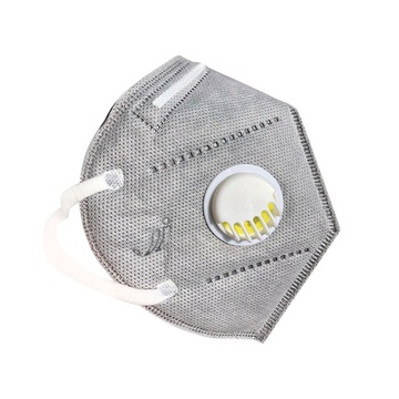 Disposable Non-Woven Surgical Mask with breathing valve