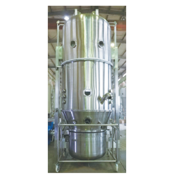 Fluid Bed Top Spraying One Step Mixing Drying Granulator