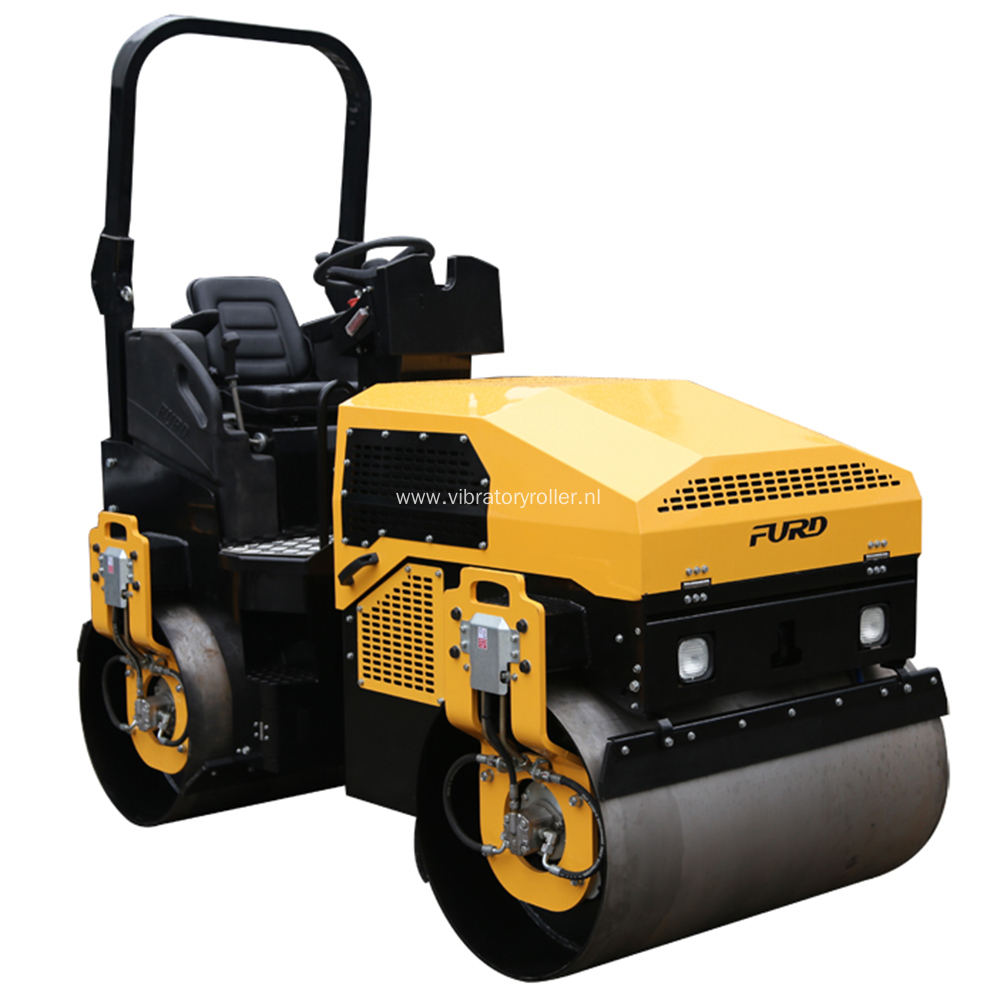 Full Hydraulic Road Roller For Sale