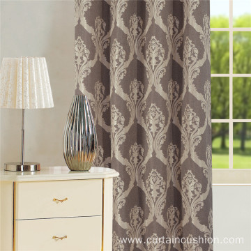 Polyester Jacquard  Panel Curtain