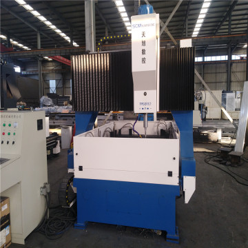 Automatic Steel CNC Boiler Drilling Machine