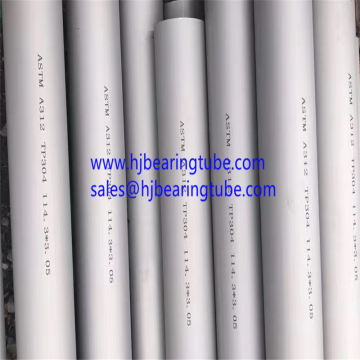 ASTM SA-312/312M  304L/TP304 Stainless Steel Tube