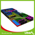 Big cheap trampolines factory price