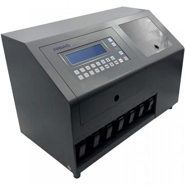 Coin counter and Sorter for Turkish Lira