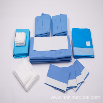 Disposable Medical Single-use Baby Delivery Kit