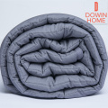20lbs Giant Hand-Knit Organic Weighted Blanket