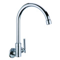 Water saving kitchen mixer tap single cold brass