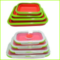 Factory Price Silicone Lunch Bento Box