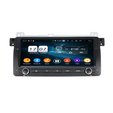 Android 8.8inch car multimedia player per BMW E46