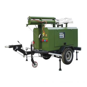 Military Trailer Generator for Military