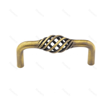 Wholesale zinc alloy handle for cabinet bird handle