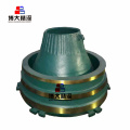manganese nordberg gp300s cone crusher parts bowl liner