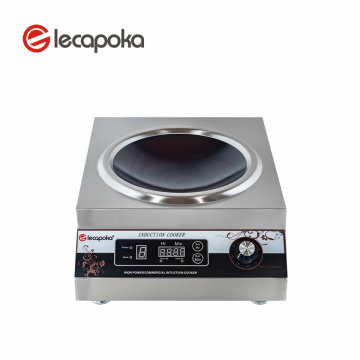 Commercial Energy Saving Electric Induction Cooker Dongguan