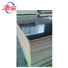 Construction use black or brown film faced plywood