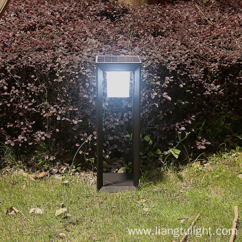 Energy Saving Outdoor Solar LED Lawn Light