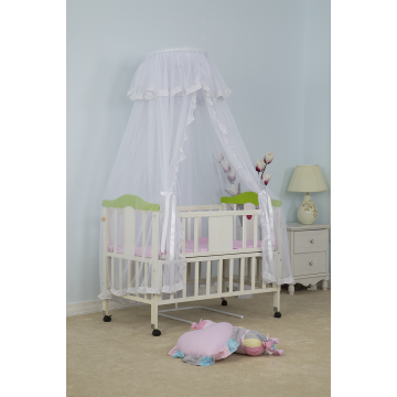 Baby Summer Safe Mosquito Net Canopy