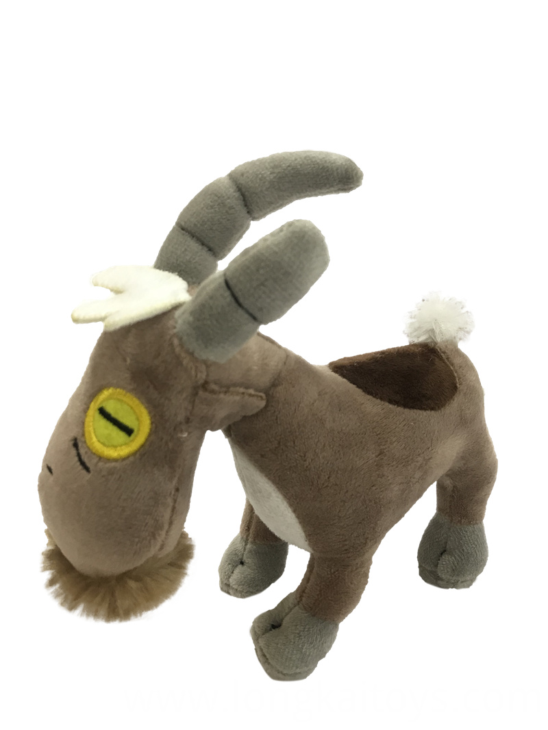 Top Paw Plush Donkey Dog Toy