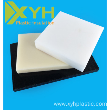 Black White POM Acetal Resin Sheets