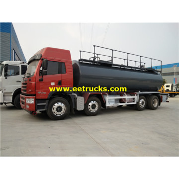 20m3 12 Wheel Acid Tank Trucks